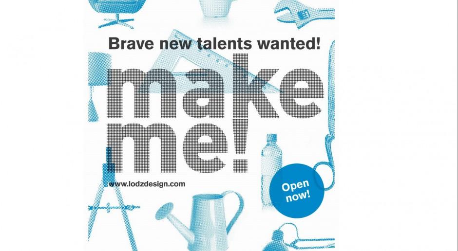 Konkurs dla designerów i makersów