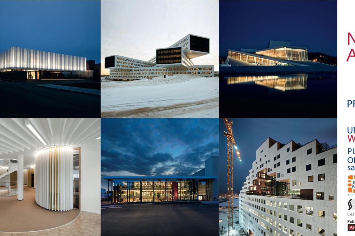 Norwescy architekci przybyli do Polski
