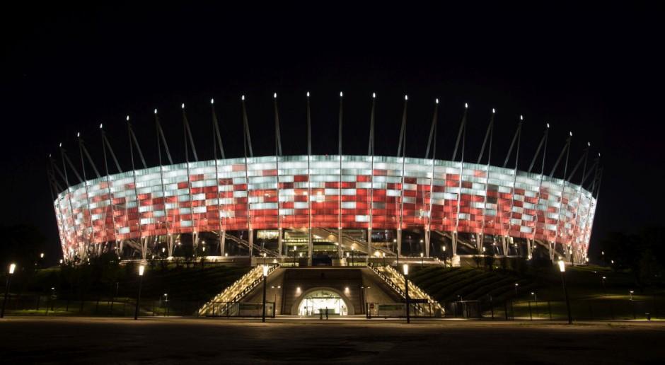 Zaprojektowali oświetlenie Stadionu Narodowego