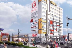 Największe centrum handlowe w Polsce północno-wschodniej