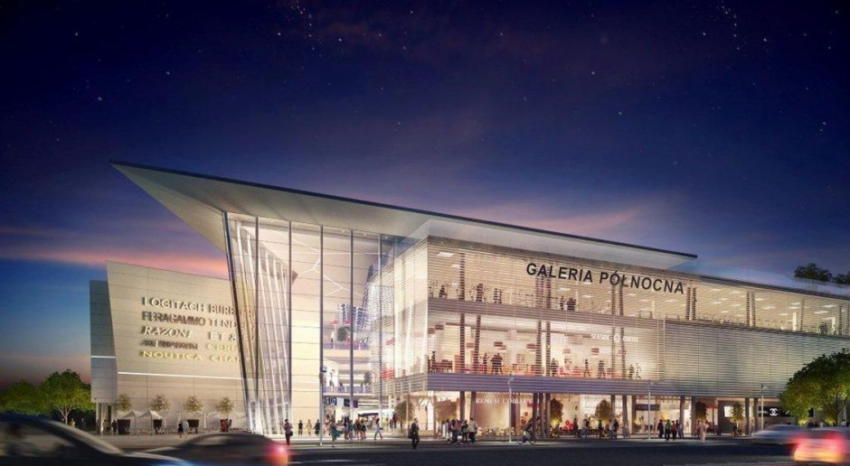 Centrum handlowe nowej generacji