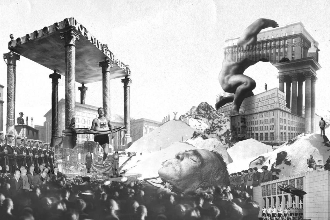 Monument - architektura Adolfa Szyszko-Bohusza
