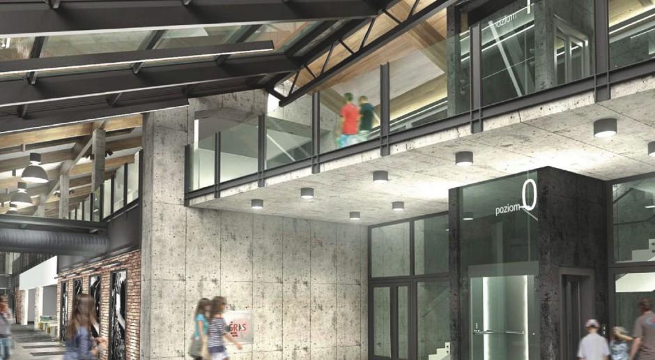 Galeria handlowa spod kreski Wiewióra & Golczyk Architekci