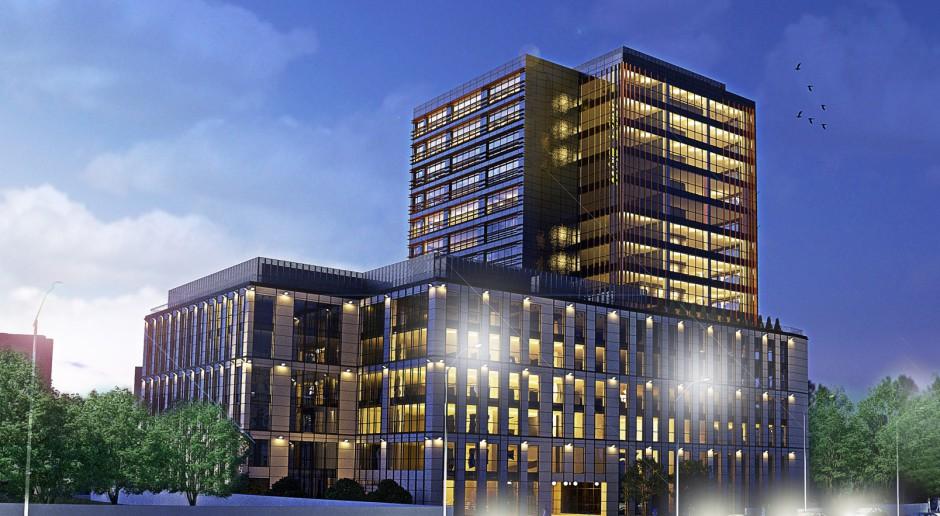 Warszawa: wysoki na 55 metrów biurowiec od Dolcana