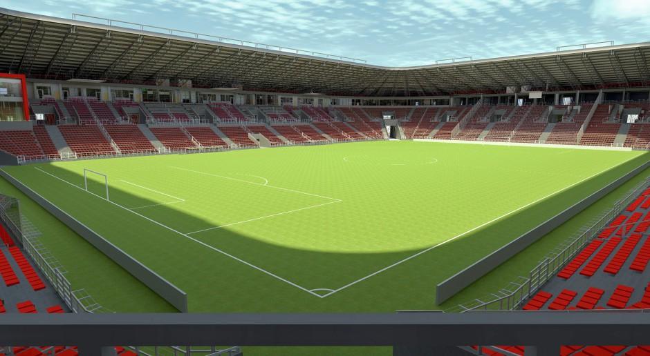 Stadion Miejski w Tychach będzie jak nowy