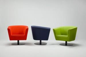 Designerski fotel od Tomasza Rygalika
