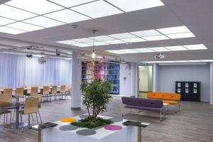 Sufit akustyczny pomoże utrzymać naturalny biorytm