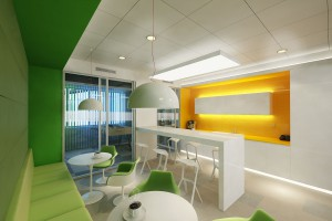 Kreatywne i inspirujące biura - trendy przyszłości
