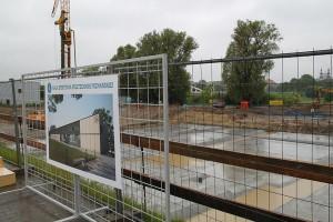 Poznańscy studenci za rok zagrają w nowej hali