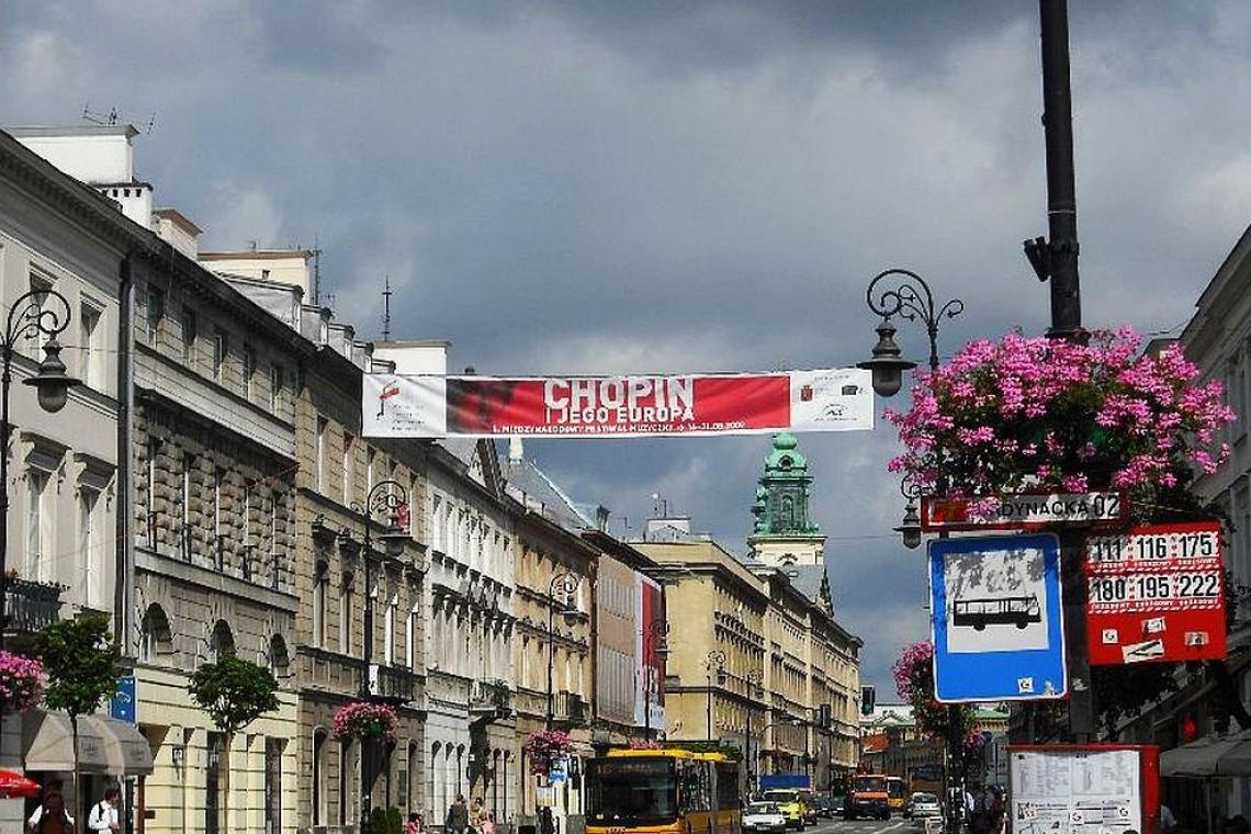 Polskie ulice handlowe nie spełniają wymagań najemców