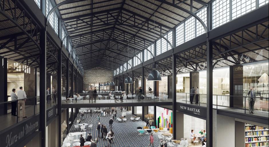Co o projekcie Hali Koszyki sądzi konserwator zabytków?