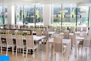Base Architekci zaprojektowali unikalną restaurację