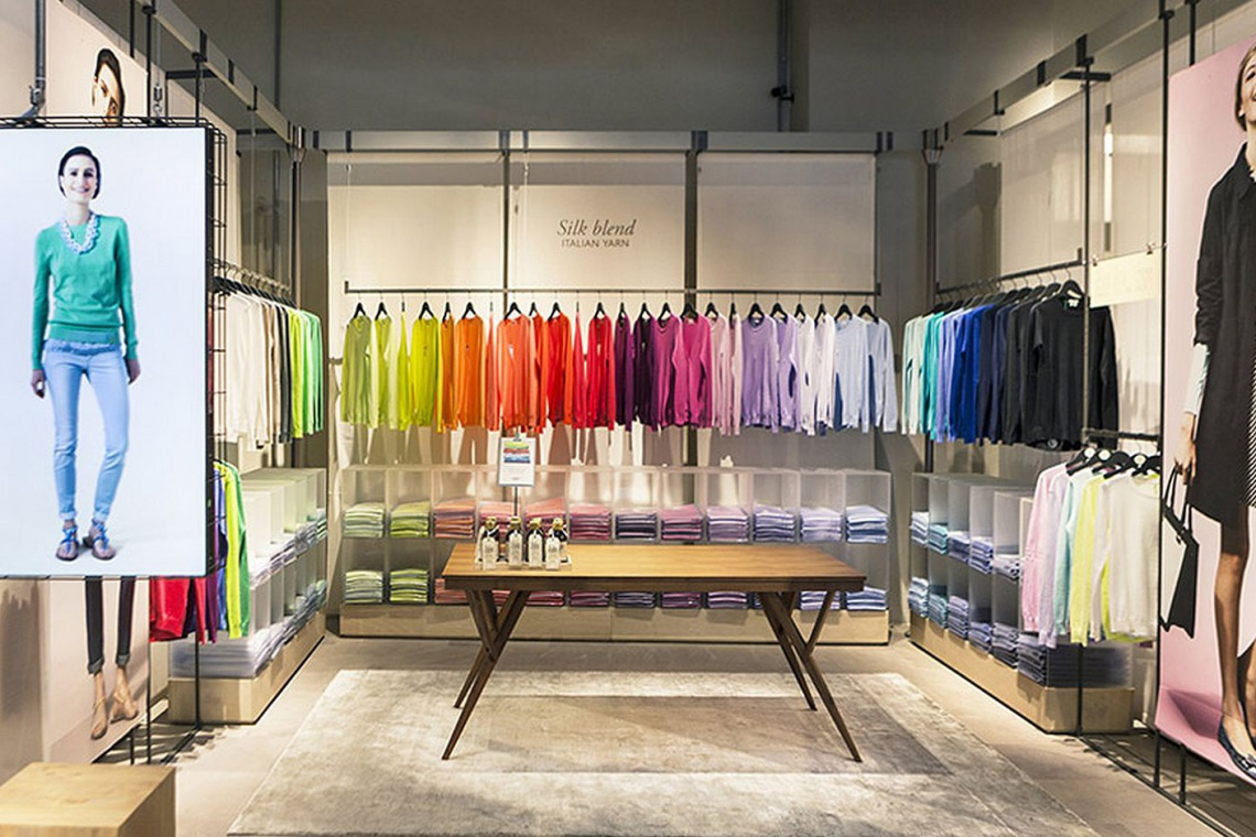 Na płótnie - nowy koncept dla United Colors of Benetton