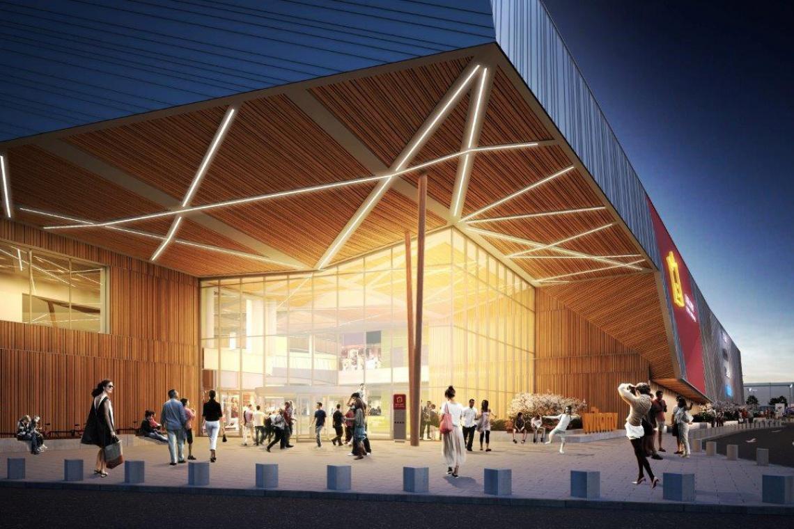 To będzie największe centrum handlowe w Polsce