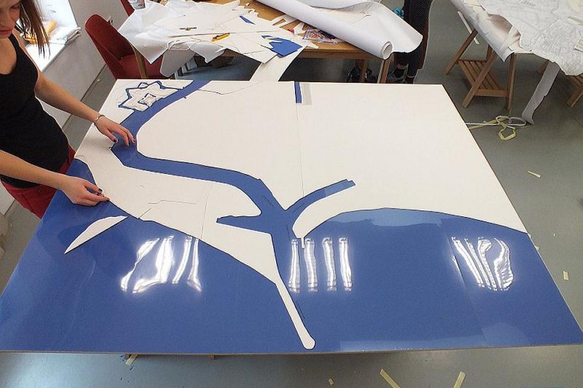 Studenci planują estetyzację portu w Gdańsku