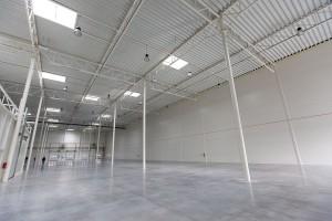 Kompleks logistyczny spod kreski EastWave Design już otwarty