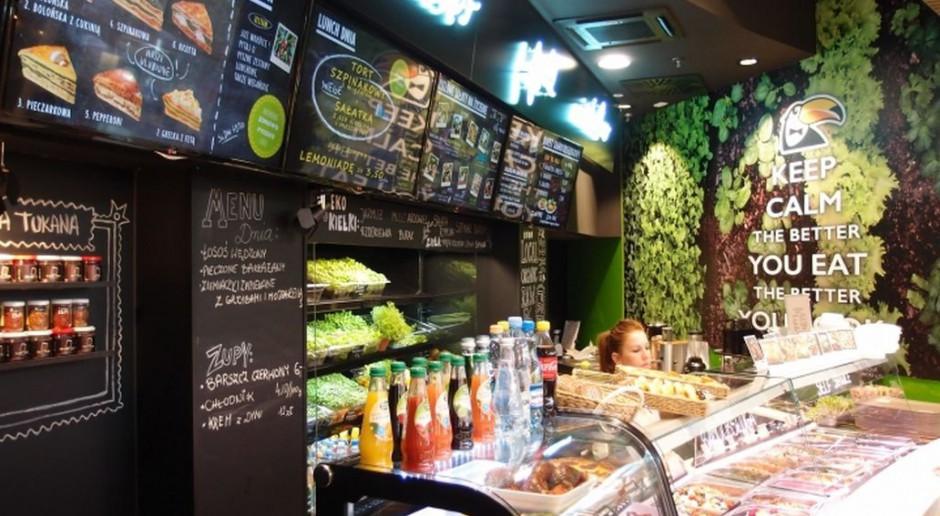 Keep calm and eat better - design od A+D dla Tukan Salad Bar