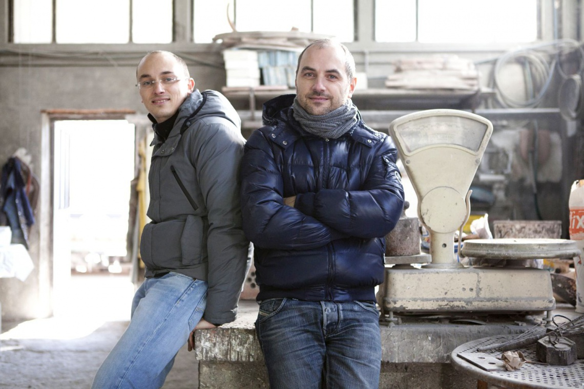 Komfortowy projekt włoskiego duetu Lucidi Pevere