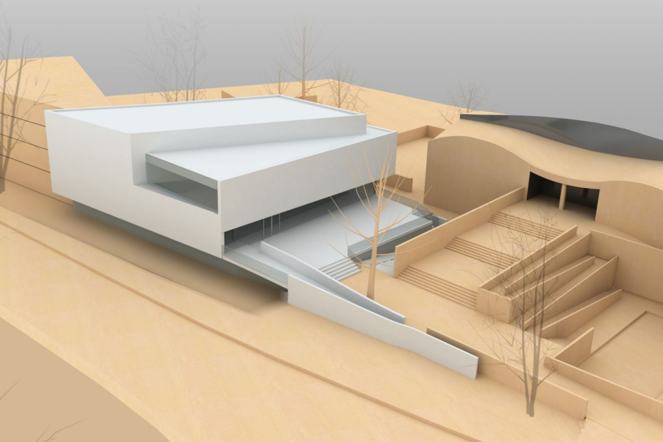 Rozbudowa Muzeum Mangghi spod kreski Ingarden & Ewý