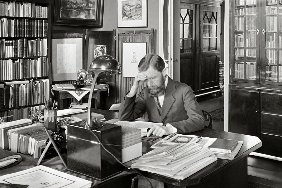 Zobacz przemiany w architekturze początku XX wieku