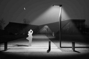 """Eko lampę """"w ciąży"""" zaprojektowali Ultra Architects"""