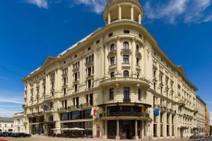 Tophotel 2014 trafił do Bristol a Luxury Collection Hotel Warsaw