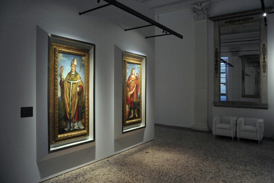 Szkło Pilkington chroni dzieła włoskiego renesansu