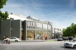 Nowy Best Western Plus będzie częścią galerii handlowej Brzeg