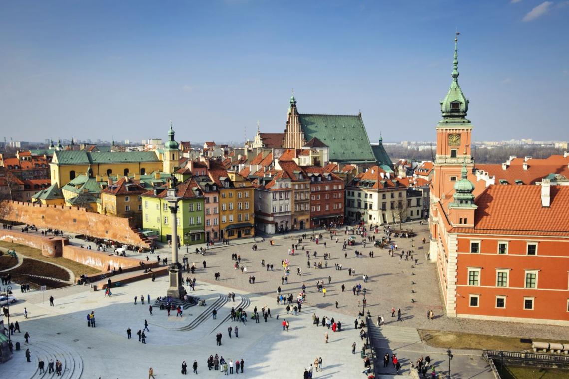 Wielkie zmiany na ulicy Miodowej w Warszawie