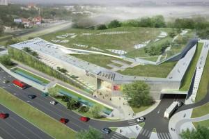 Co słychać na budowie Tarasów Zamkowych projektu Stelmach i Partnerzy