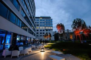 Váci Corner Offices w Budapeszcie - pierwszy od HB Reavis