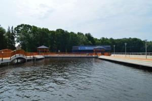 Szczecinecka plaża w nowej odsłonie