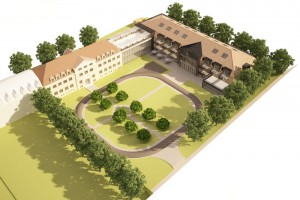 Dom seniora w leśnej otulinie miasta spod kreski Mom Architects