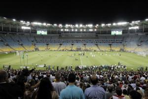 Mecz w dobrym świetle podczas mundialu w Brazylii