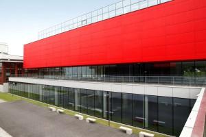 Nowy obiekt Akademii Sztuk Pięknych według Pas Projekt Archi Studio