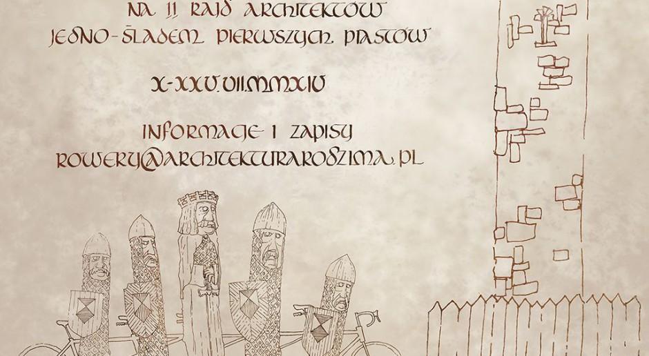 Rajd rowerowy: Architekci śladami pierwszych Piastów