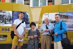 Pierwsza w Polsce ruchoma galeria refotografii