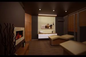 APP Architekci zaprojektowali strefę SPA w buskim hotelu Bristol