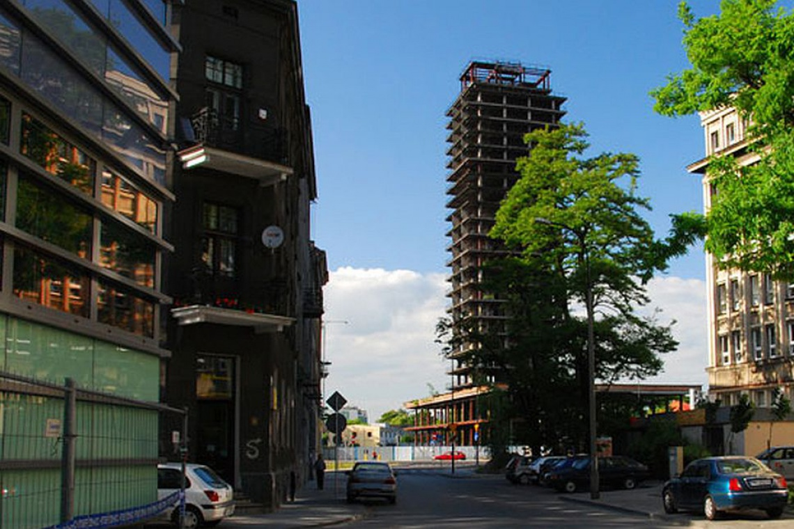 Budowa krakowskiego Szkieletora znów została zablokowana