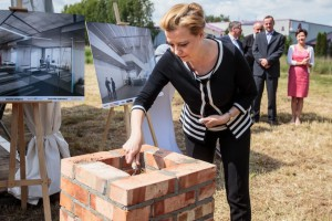 Łódź: budowa nowej siedziby firmy Primulator