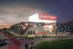 Factory Ursus się zmienia dzięki Sud Architekt