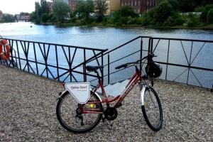 Qubus Hotel Gdańsk przyjazny rowerzystom