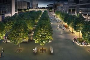 Jest nowa koncepcja rynku w Katowicach, zobacz jak będzie wyglądał