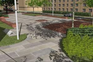 """Plac Gustkowicza """"zaprojektowali"""" mieszkańcy"""