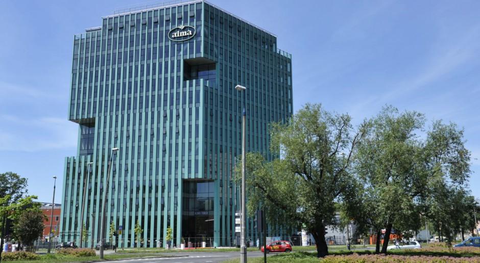 Prestiżowy i unikalny budynek Alma Tower już otwarty