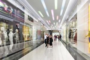 Inne spojrzenie na Panoramę - zmiany w centrum handlowym