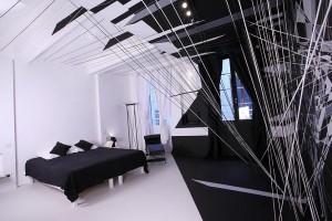 Ogrom możliwości aranżacyjnych - niesamowicie oryginalne pokoje hotelowe
