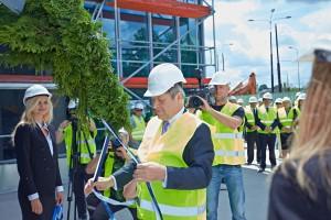 Tarasy Zamkowe w Lublinie: najnowsze wieści z budowy