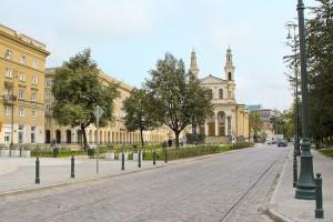 WIDEO: 521 mln zł na rewitalizację przestrzeni publicznej stolicy