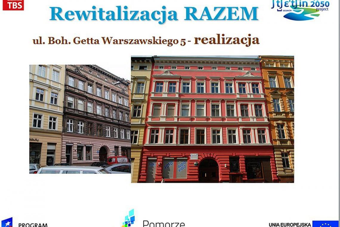 Szczecin stawia na szeroko zakrojoną rewitalizację